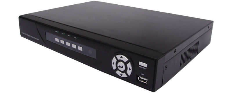 Grabador Digital DVR 8 Canales 480FPS