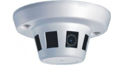 Sony CCD DOMO detector H